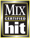 Mix Certifed Hit Award