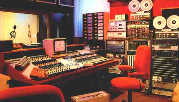 SPACEWARD STUDIOS 1981